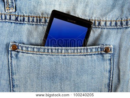 Cellphone In The Pocket