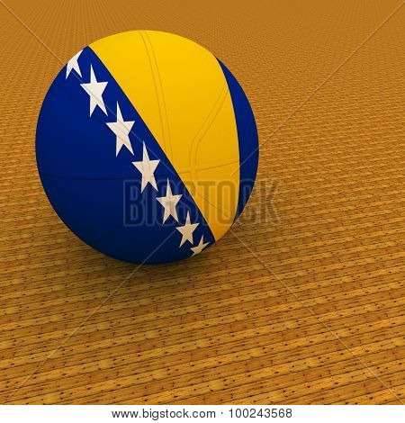 Bosnia Herzegovina Basketball