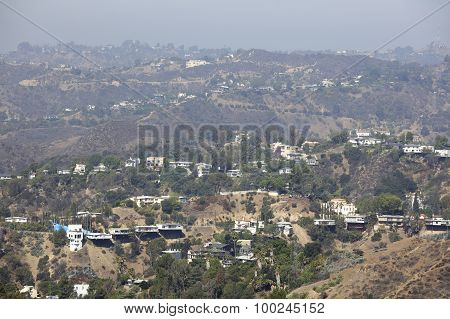 Hollywood Hills California