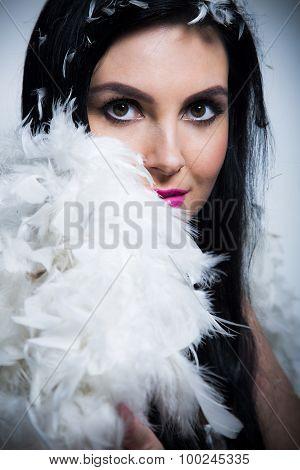 Beauty angel women