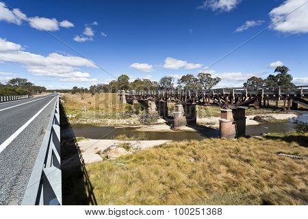 Tenterfield Railway Bridge