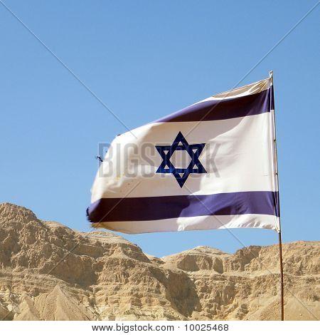 Ein Gedi Flag 2010
