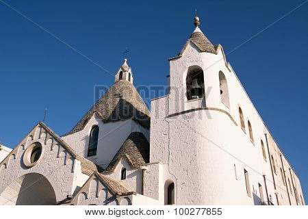 Church Of Alberobello