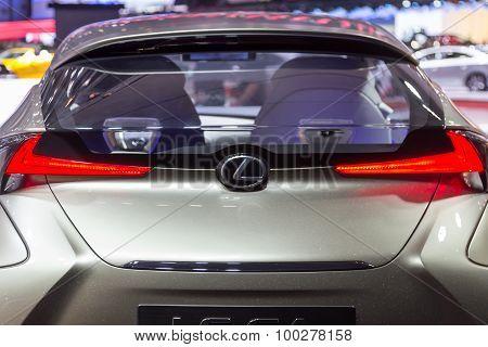 2015 Lexus LF-SA Concept