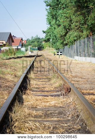 Polish Seaside Narrow-gauge Railway.