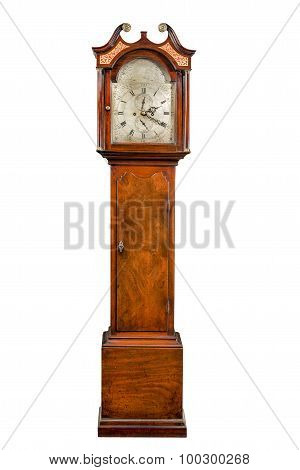 Tall Longcase Pendulum Grandfather Clock
