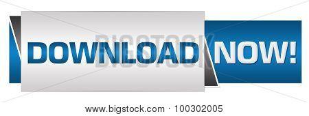 Download Now Blue Grey Horizontal