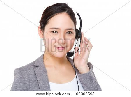 Hotline officer