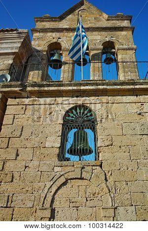 Agios Nikolaos church in Zakynthos City