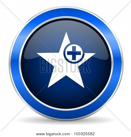 star icon add favourite sign