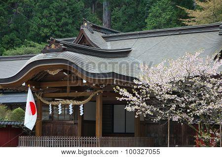 Futarasan Shrine, Nikko