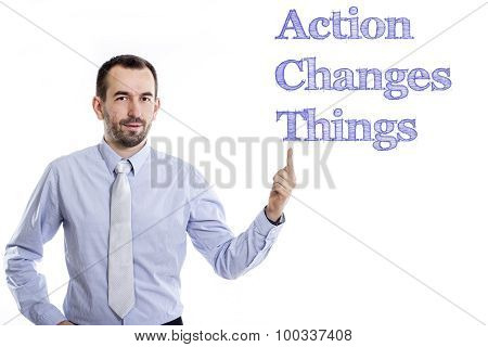 Action Changes Things Act