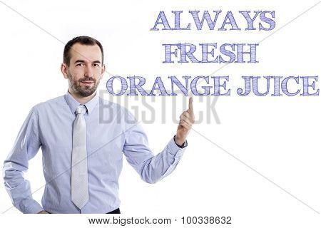 Always Fresh Orange Juice