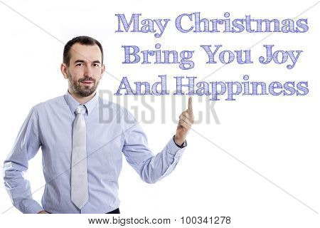 May Christmas Bring You Joy And Happiness