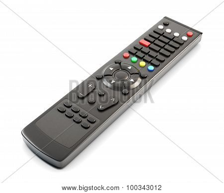 Remote Control Buttons Without Labeling