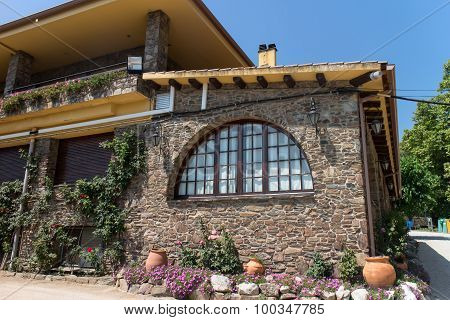 Traditional Catalan Masia, Rustic House