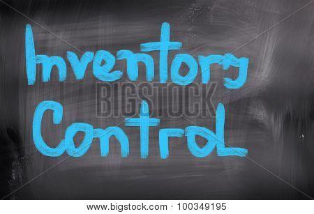 Inventory Control Concept
