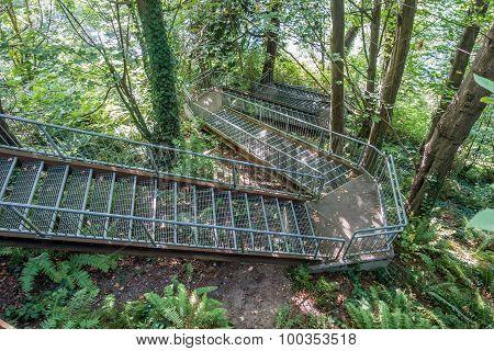 Ealge Landing Stairs 4