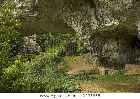 Under Stone Bridge