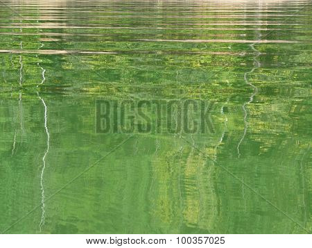 green water abstraction