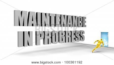 Maintenance in Progress as a Fast Track Direct Express Path