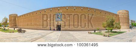 Shiraz Arg of Karim Khan panorama