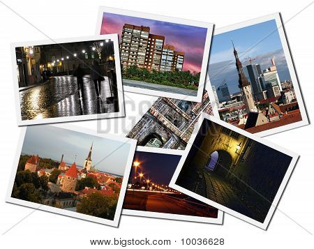 Tallinn postcards