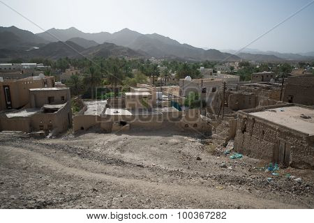 Oman buildings