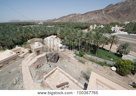 Muscat Buildings