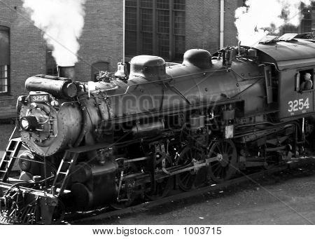 Train Bw