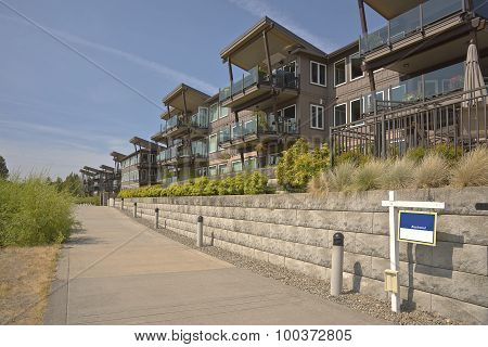 Waterfront Residential Condominiums Vancouver Wa.