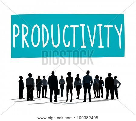 Productivity Business Development Improvement Plan Concept
