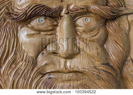 Carving In Wood