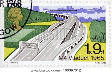 Viaduct Stamp