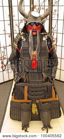 Armor for samurai
