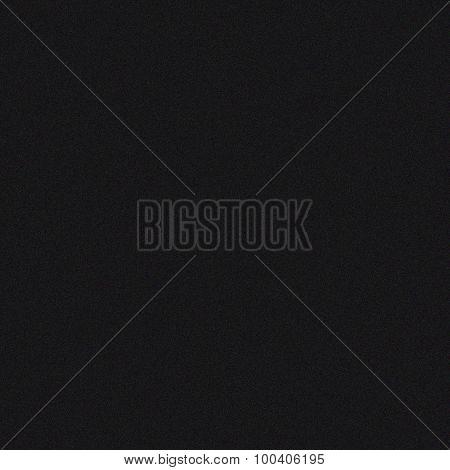 Black grainy texture - simple image illustration