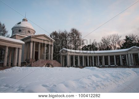 Arkhangelskoye, Moscow, Russia