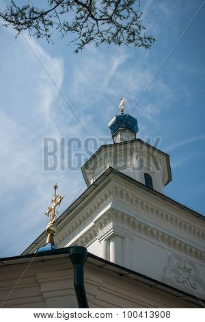 Irkutsk, Church, Details, Russia