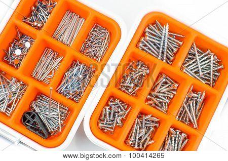 Screw Tool boxes