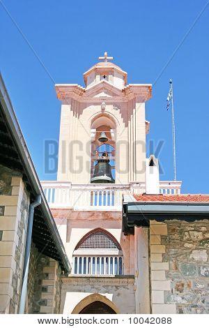 Belfry In Kykkos Monastery