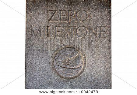 Zero Milestone point