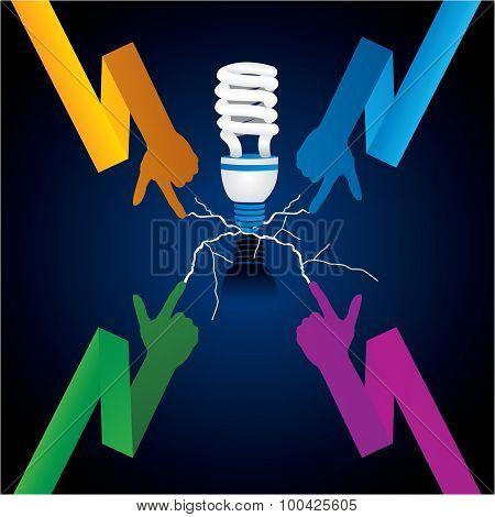 electricity idea