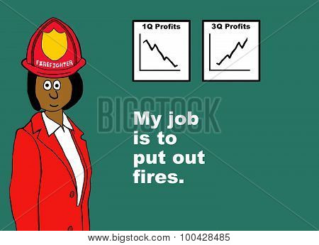 Put Out Fires