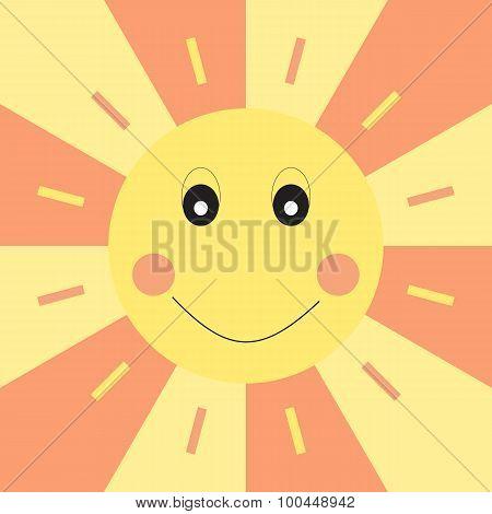 Fun, Playful Sun