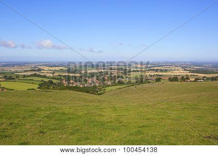 Vale Of York Landscape