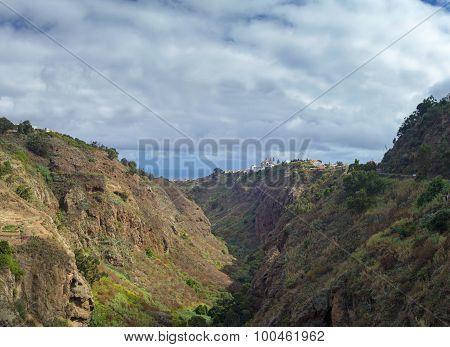 Inland Gran Canaria, Barranco De Moya