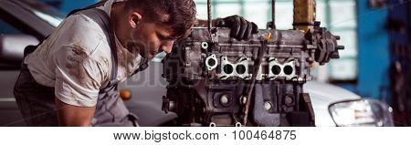 Fixing Auto Engine