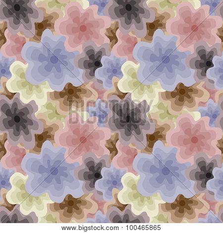 Grim Floral Pattern