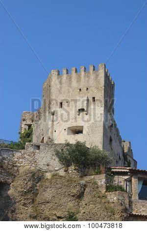Castle Of Roquebrune-cap-martin
