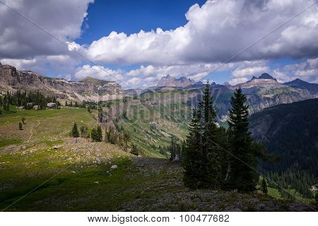 Grand Teton Hiking Trail 3